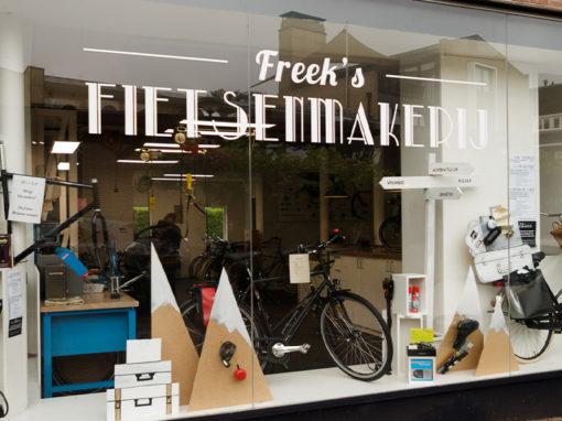 Freeks Fietsenmakerij