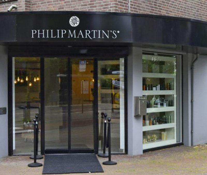Phillip Martin's